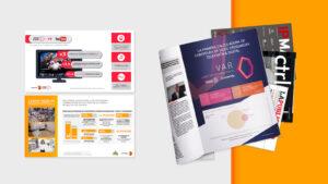 Infografías y publicidad impresa